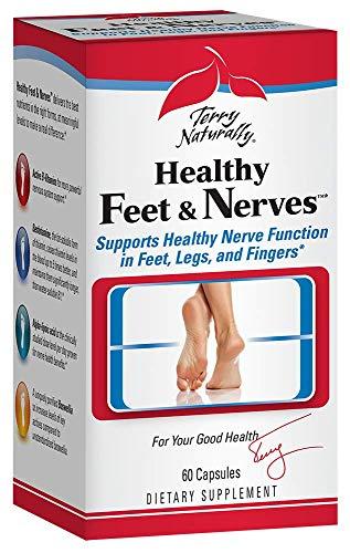 nerve feet - 6