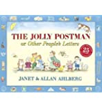 The Jolly Postman or Other People's Letters (Hardback) By (author) Allan Ahlberg