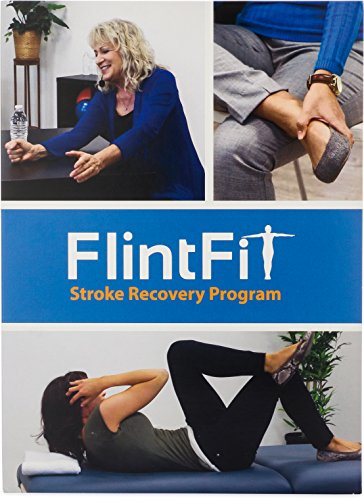 FlintFit Stroke Recovery Exercises: Therapy Videos for Hands, Arms, Core, and Legs by FlintFit