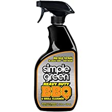 Simple Green 24 oz. Heavy-Duty Non-Aerosol BBQ and Grill Cleaner, Pack of 1