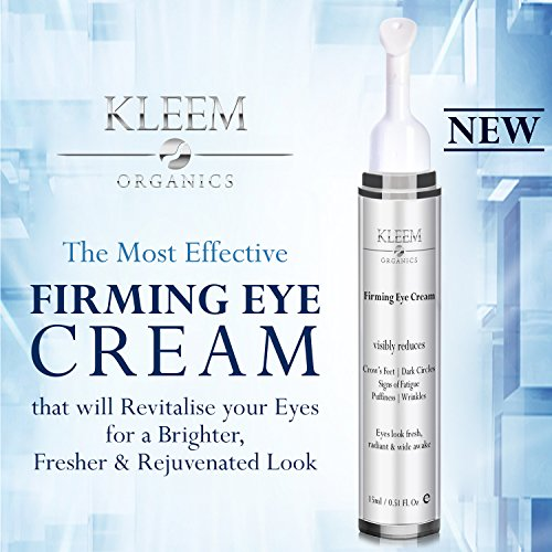 510psMtKgkL - NEW Anti Aging Eye Cream for Dark Circles and Puffiness that Reduces Eye Bags, Crow's Feet, Fine Lines, and Sagginess in JUST 6 WEEKS. The Most Effective Under Eye Cream for Wrinkles (0.51 fl.oz)