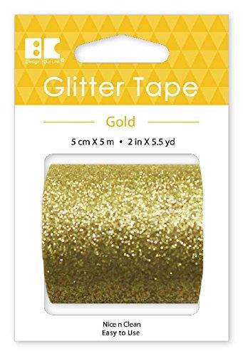 (Best Creation Glitter Tape, 50mm/5m,)