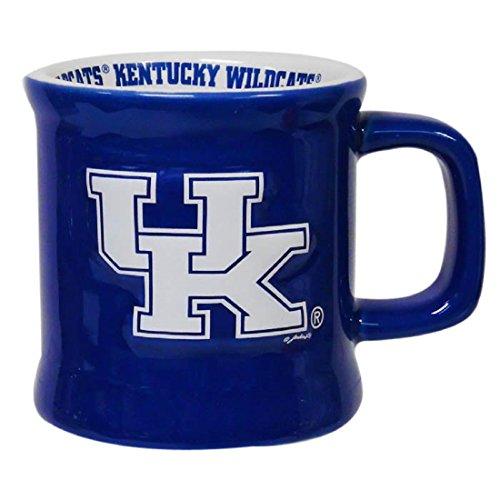 - Jenkins Enterprises Kentucky Wildcats Ceramic Relief Mug