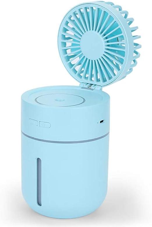 AIMEI Ventilador De Mano De Agua Nebulizada, Mini Ventilador ...
