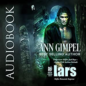 Lars: Shifter Romantic Suspense Audiobook