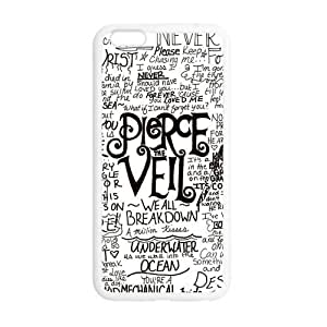 Customize TPU Gel Skin Case Cover for iphone 6+, iphone 6 plus Cover (5.5 inch), Pierce The Veil