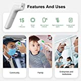 Forehead Thermometer Non-Contact Infrared Digital