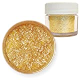 Bakell Gold Food Grade Tinker Dust 4g Decorating Pearl Edible Glitter