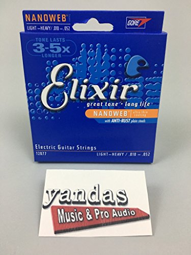 elixir nanoweb coated electric guitar strings by elixir blues guitar center. Black Bedroom Furniture Sets. Home Design Ideas