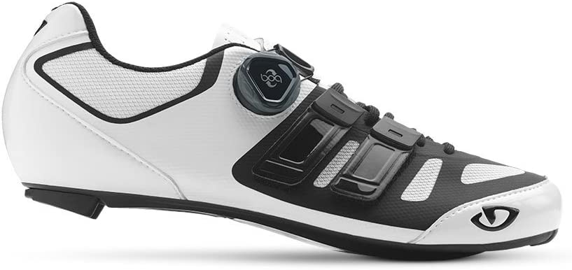 Giro Sentrie Techlace Road Cycling Shoes White 44.5