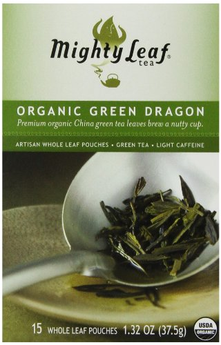 Mighty Leaf Tea was born for the sole purpose of infusing life into an ancient indulgence by creating tea products that reach new heights of quality and innovation. The genesis of Mighty Leaf Tea came in as a result of a shared passion and dream envisioned by husband-and-wife team Gary Shinner and Jill Portman when they founded their teahouse on Fillmore St. in San Francisco.