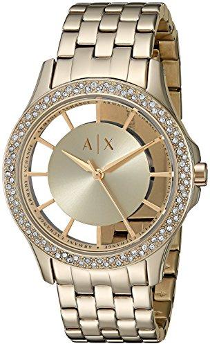 Armani Exchange Women's AX5251  Gold  Watch
