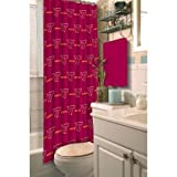 The Northwest Company NCAA Virginia Tech Hokies Shower Curtain