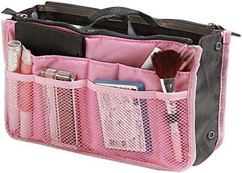 TheWin - Organizador de bolso para viaje rosa Pink rectangle 1X