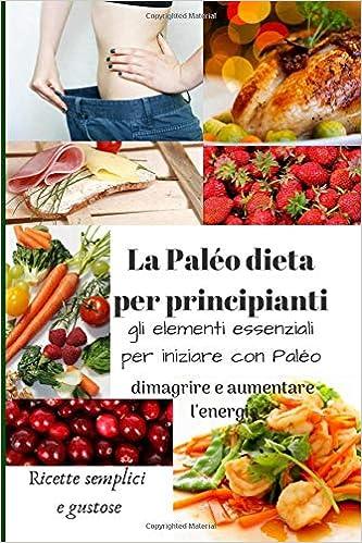 alimento dietetico a basso contenuto di carboidrati paleon