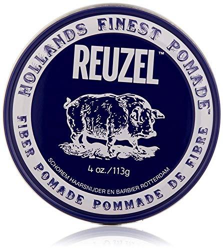 Reuzel Fiber Pomade, 4 Ounce (Mens Pomade)