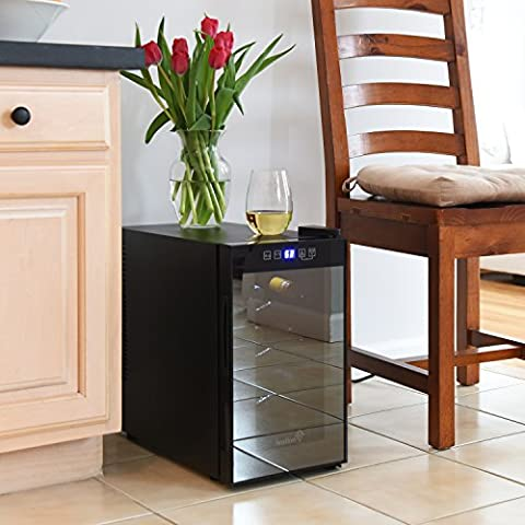 Ivation 8 bottle wine chiller/cooler