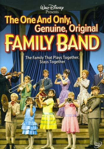 Instrument Genuine - The One and Only, Genuine, Original Family Band