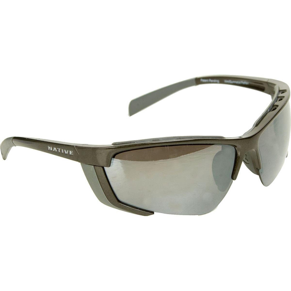 Native Eyewear Vim Sunglasses (Gunmetal, Copper)