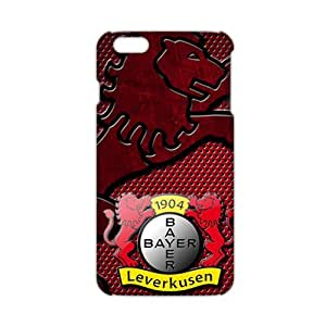Angl 3D Case Cover Bayer 04 Leverkusen Phone Case for iPhone6 plus