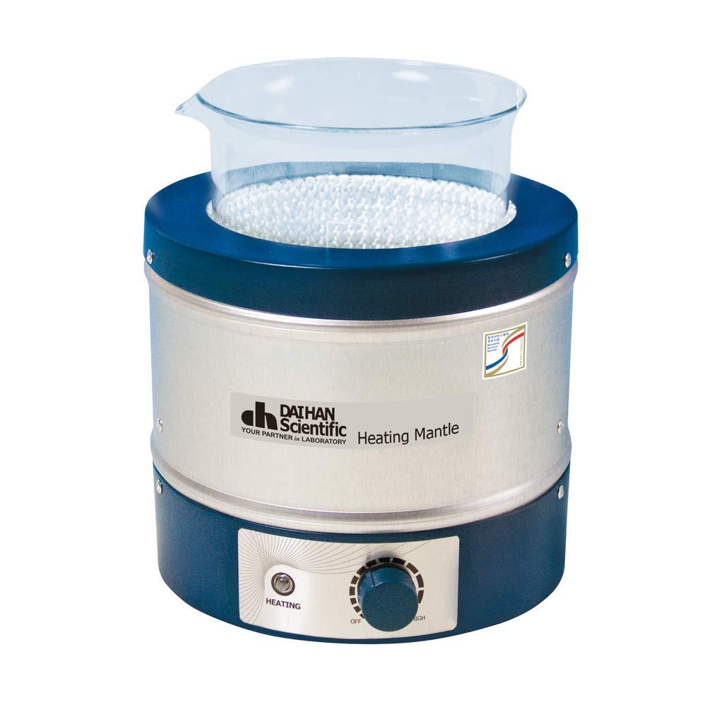 DAIHAN Aluminum-case Beaker Heating Mantle, w/Control, 120V (B.600ml)