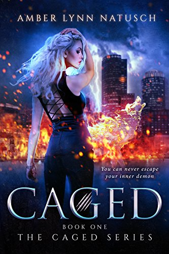 CAGED (The Caged Series Book 1) cover