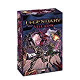 Upper Deck Legendary Villains: A Marvel Deck-Building Game