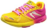 Newton Running Women's Distance 7 Pink/Yellow 6 B US
