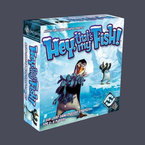 Fantasy Flight Games Hey Thats My Fish! Game by Fantasy Flight Games: Amazon.es: Juguetes y juegos