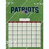Turner Perfect Timing New England Patriots Jumbo Dry Erase Sports Calendar (8921015)