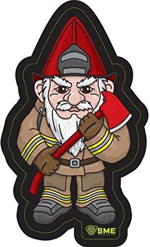 - SME Patch Firefighter Gnome