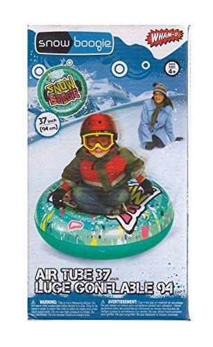 Wham-O Snow Boogie Confetti Print Air Tube 37 Inflatable Sled by Wham-O