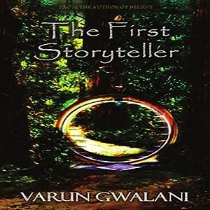 The First Storyteller Audiobook