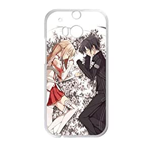Happy Romantic lover Cell Phone Case for HTC One M8