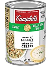 Campbell's, Low Fat Cream of Celery Soup, 284 mL (Packaging May Vary)