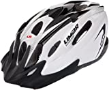 Limar 535 MTB Bike Helmet, White/Black, Large