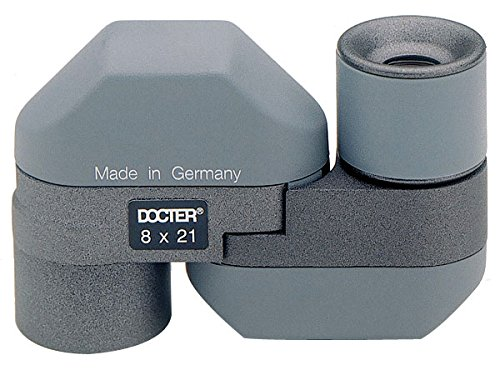 Docter Optic Compact 8x21 Monocular Gray 50328