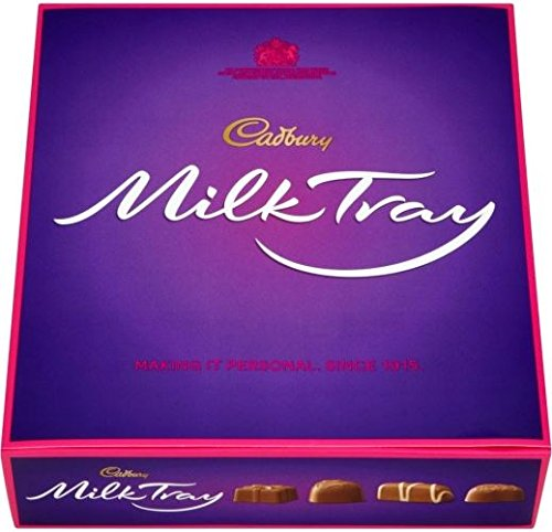 Cadbury Milk Tray (360g)