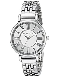 Reloj Anne Klein para Mujer 30mm, pulsera de Acero Inoxidable