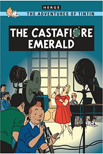 - The Castafiore Emerald (Adventures of Tintin (Paperback))