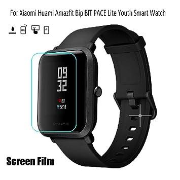 Amazon.com : Lovewe Xiaomi Amazfit Watch Screen Protector ...