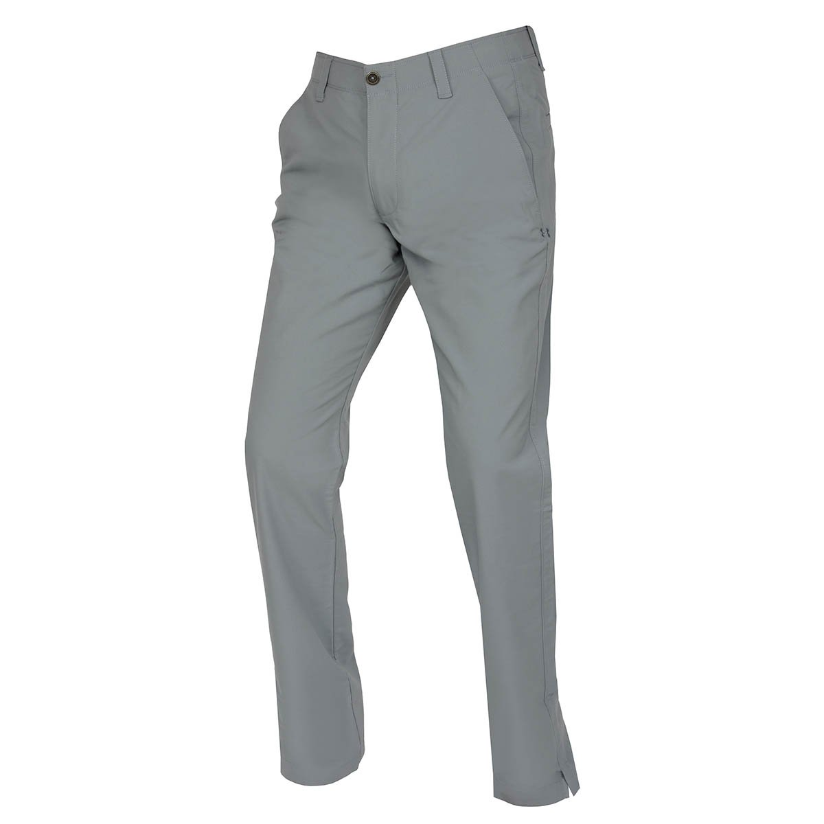 Under Armour Mens Matchplay Tapered Leg Golf Trouser Mens Steel Grey 38