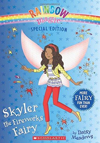 Rainbow Magic Special Edition Skyler The Fireworks Fairy Amazon Ca Meadows Daisy Books