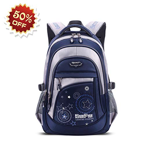 34ca6ed8819c0 Fashion Student Backpack Polyester School Bags Durable Travel Camping  Backpack For Teenage Girls Boys