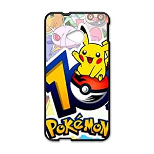 Pokemon Lovely Pikachu Cell Phone Case for HTC One M7