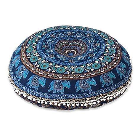 Amazon.com: FashionShopmart - Funda para cojín de meditación ...