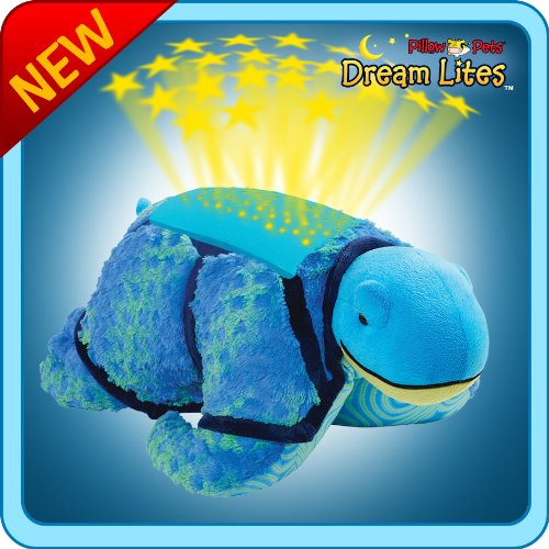 Pillow Pets Dream Lites Snazzy Sea Turtle