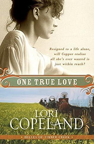 book cover of One True Love