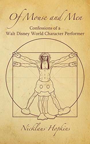 Of Mouse and Men: Confessions of a Walt Disney World Character Performer cover