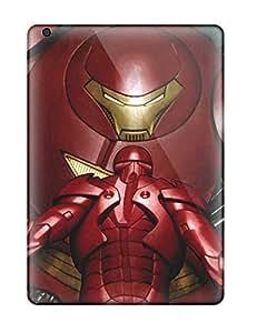 New Craigmmons Super Strong Iron Man Comics Anime Comics Tpu Case Cover For Ipad Air